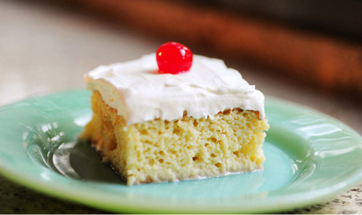 Tres Leches Cake by The Pioneer Woman