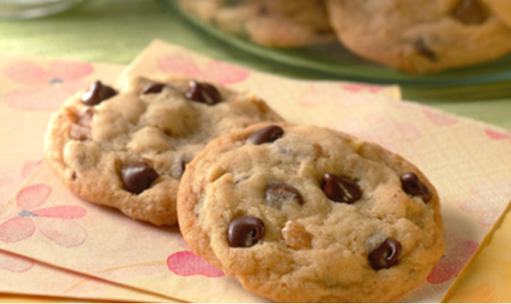 Original Nestle Toll House Chocolate Chip Cookies